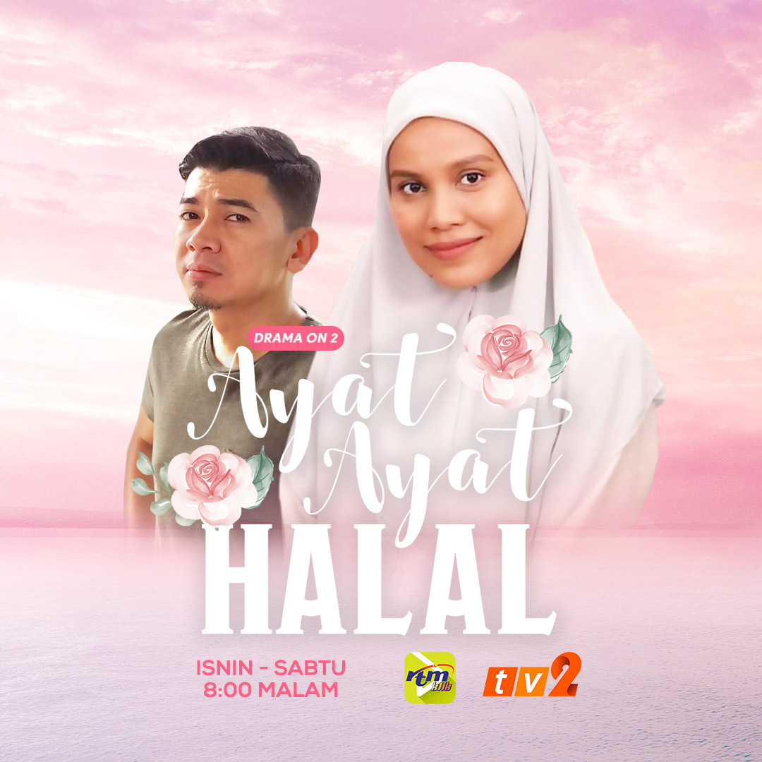 Tonton Episod Penuh Ayat-Ayat Halal (2021) TV2