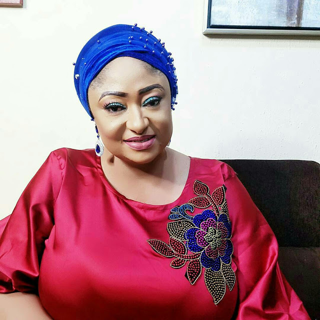 Nigerian Actress, Ronke Oshodi Oke Biography And Early Lifestyle