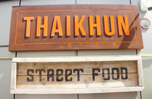 Thaikhun Restaurant Nottingham Review