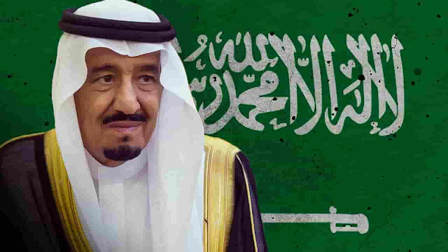 SAUDI IS ALL ABOUT ACTION NOT WORDS