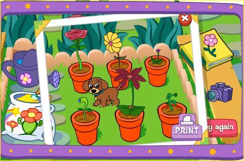 Jugando y aprendiendo juntos el jard n m gico de dora for El jardin magico