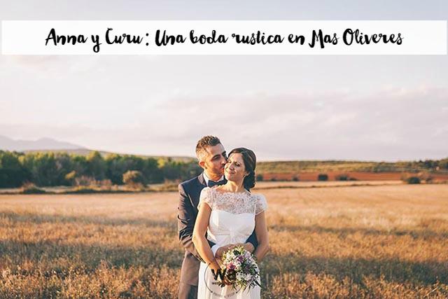 una boda rustica en mas oliveres emporda