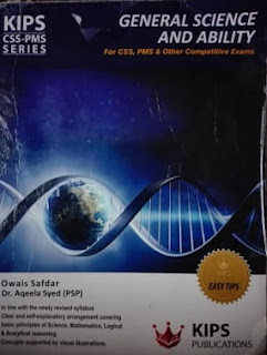 CSS General Science and Ability Book PDF Download