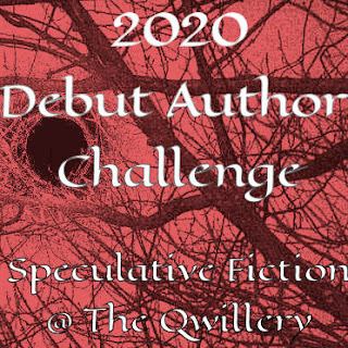 2020 Debut Author Challenge - October 2020 Debuts