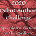 2020 Debut Author Challenge - November Debuts