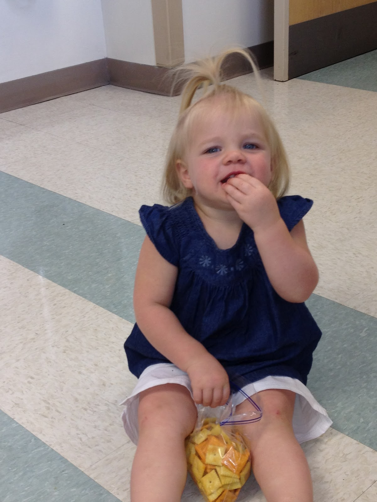 The Crazy Cowart Life: 20 months old