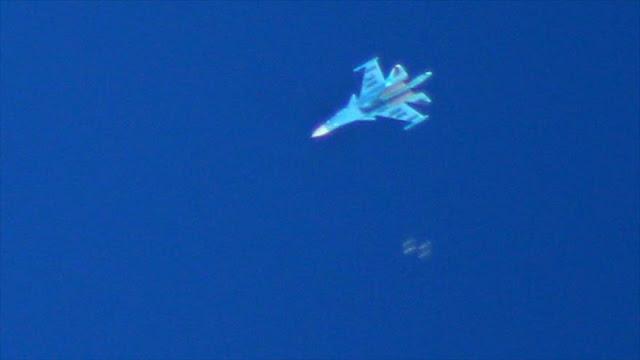 """Rusia lanza su """"mayor ataque"""" contra terroristas en Idlib"""