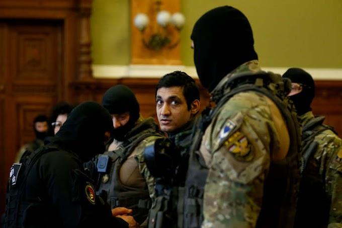Élete végéig magyar fegyházban tartanák az ISIS hóhérját