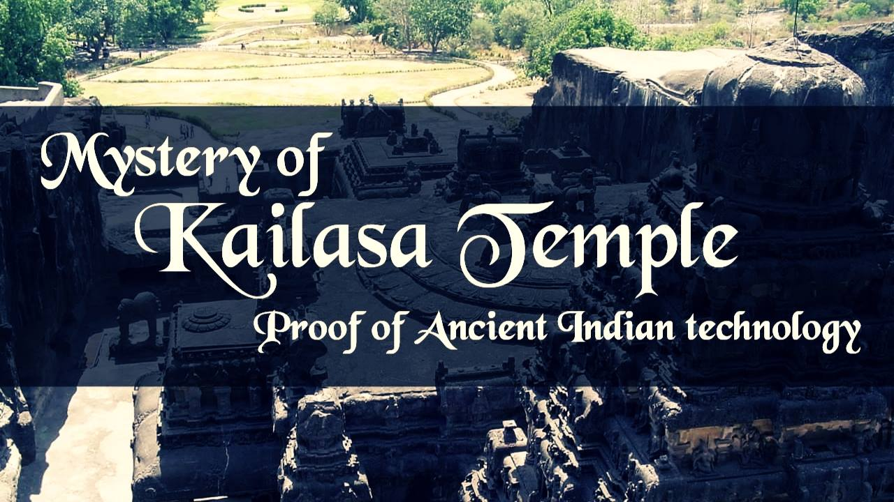 Mystery of kailasa temple (Kailasanatha) - Unknown Facts