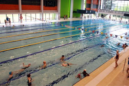 Congres asbl piscine et entra nements for Aqua 2000 piscine