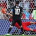 Pelas mãos de Halldórsson, Islândia tem estreia inesquecível contra a Argentina