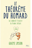 le théorème du homard graeme simsions avis bookaddict happymanda