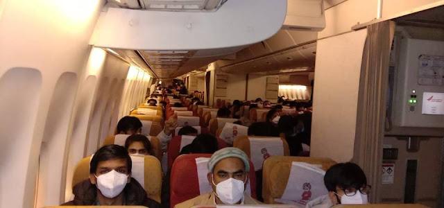 Coronavirus outbreak: Air India flight evacuating 324 Indians from China's Wuhan lands in Delhi