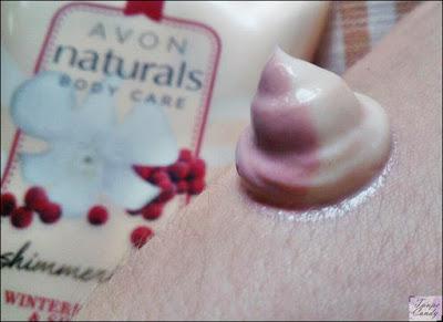 Avon winterberry losion