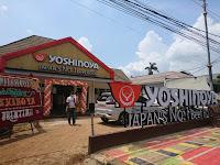 Warga Lampung Kini Bisa Nikmati Kuliner Ala Jepang di Yoshinoya