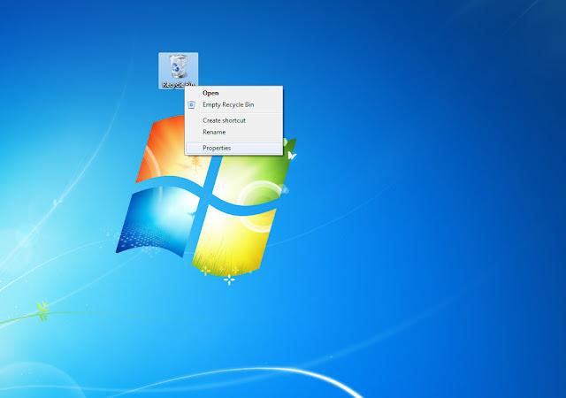 Cara Mengaktifkan Konfirmasi Delete Pada Windows 7 dan 8