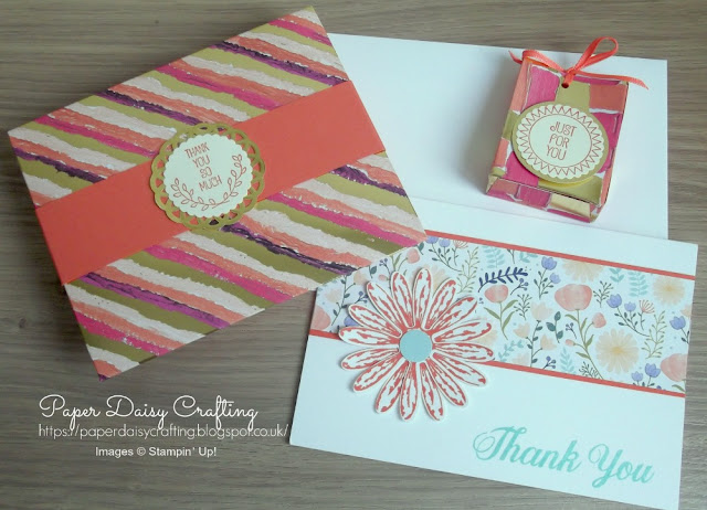 Painted with love from Stampin' Up!