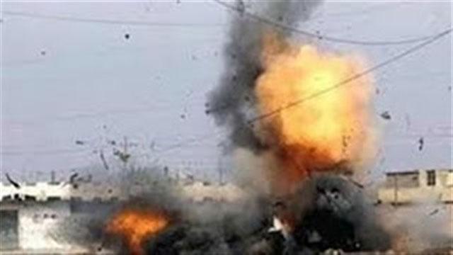 رويترز، ،رجال الشرطة،انفجار،منطقة الطالبية،مدينة الجيزة