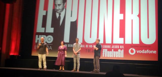 HBO España 'El Pionero' Jesús Gil