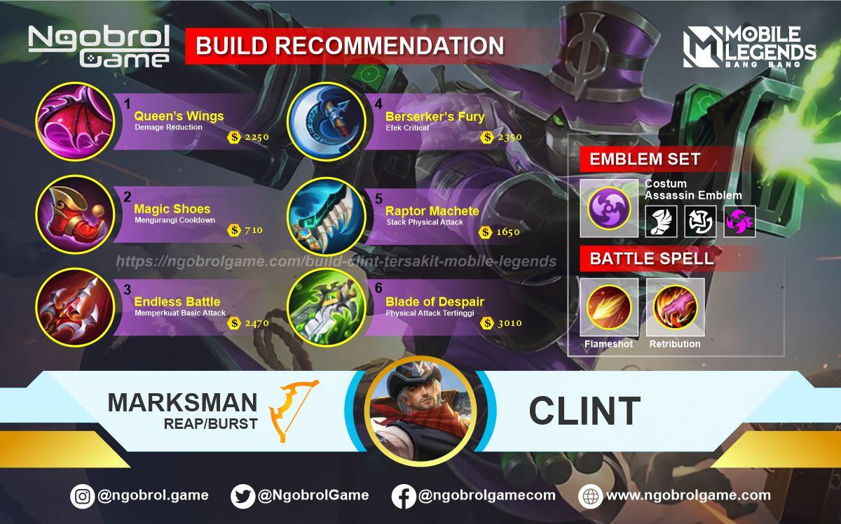 28 Clint Best Build 20