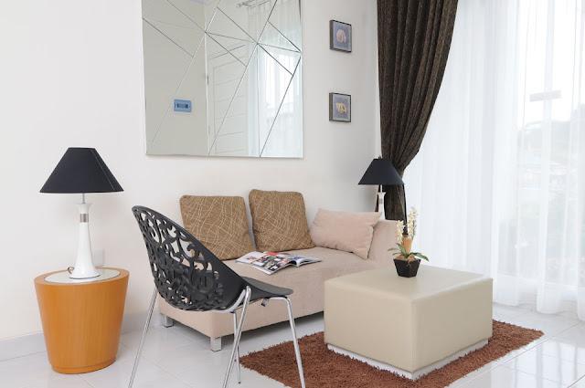 interior ruang tamu minimalis sederhana