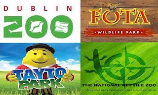 Zoos In Ireland