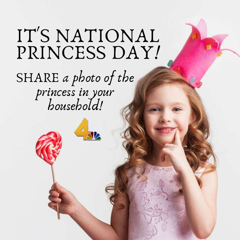 National Princess Day Wishes Unique Image