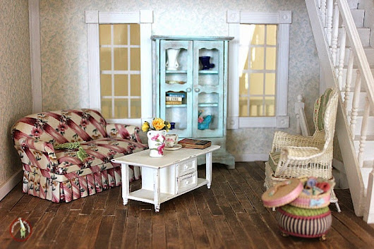 Style Home Furniture: Dollhouse Furniture Sets Vs. Individual Pieces