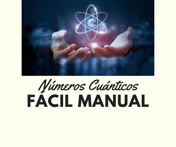 ▷ Cómo calcular FÁCIL  ✅ los números cuánticos ✌️ | Ejemplo