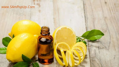 Lemon Essential Oil For Cough - Thand Se Bachne Ke Upay