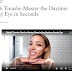 .@TINASHE Shares Beauty Secrets with Vogue