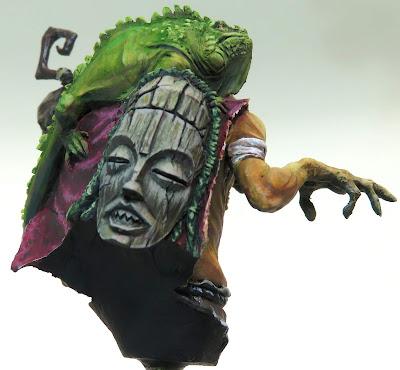 shaman orc mask