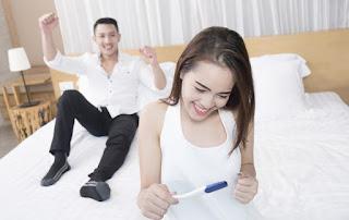 cara cepat hamil untuk pengantin baru