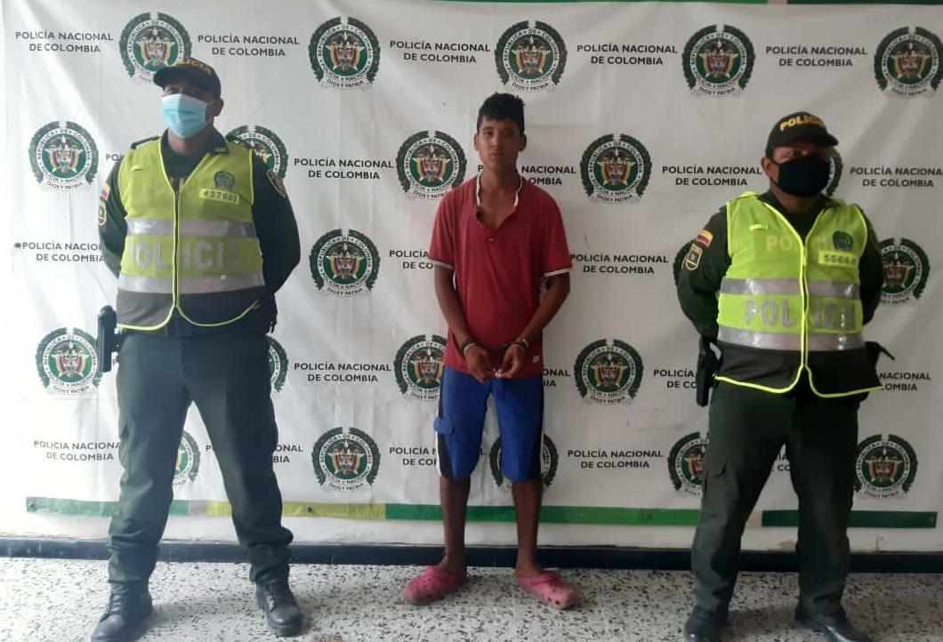 """hoyennoticia.com, En San Juan capturan hombre """"preso"""" en Valledupar"""