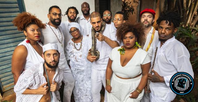 Faca fake | Aláfia lança single com participação do Poeta Sergio Vaz
