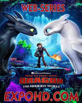 How To Train Your Dragon The Hidden World 2019 Dubbed Hindi 480p | IMDb 720p | Esub 1.3Gbs || Watch & Download Here [G.Drive]