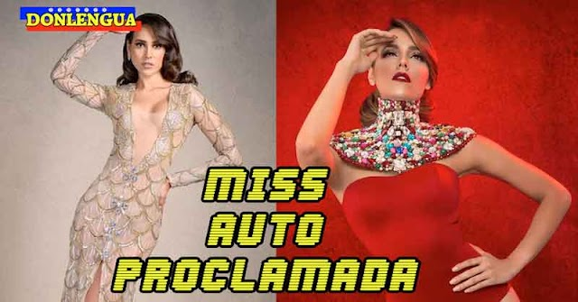 ES LA MODA | Venezuela tiene a su primera Miss Universo Auto-Proclamada