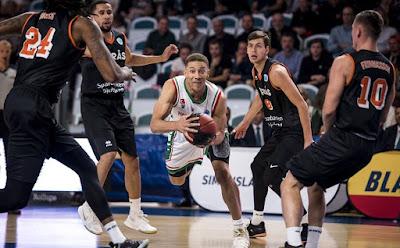 FIBA Europe Cup   Pınar Karşıyaka - Brandon Triche