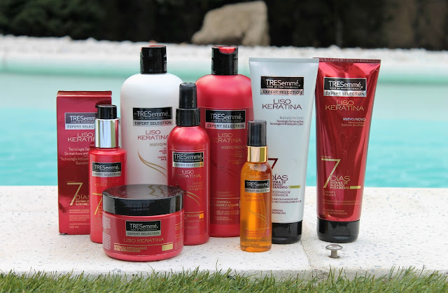 Hair, Liso Keratina, TRESemme, Bañador, lifestyle, Look, style, Blogger, summertime, treatmen