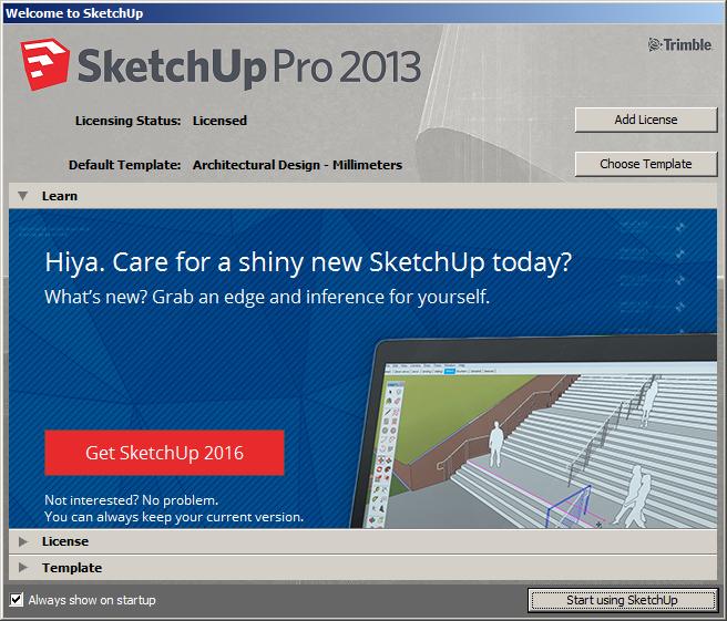 sketchup pro 2014 license keygen
