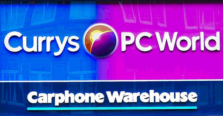 dixons carphone currys pc world data breach hack