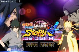 Naruto Shippuden Ultimate Ninja Storm 4 OS Digital v1.2 Apk