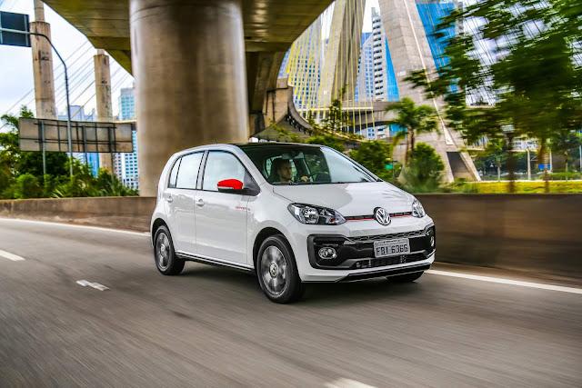 VW Up! TSI 2018 Pepper