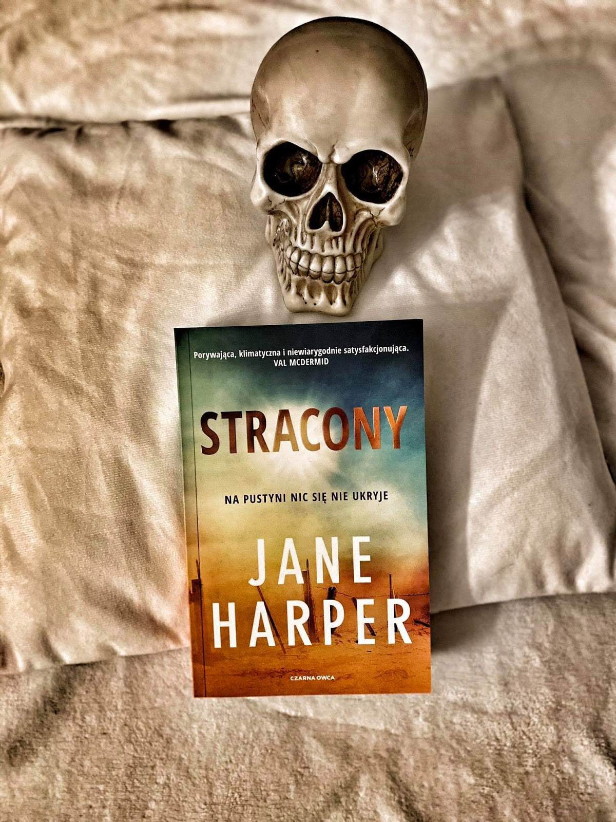 Jane Harper - Stracony