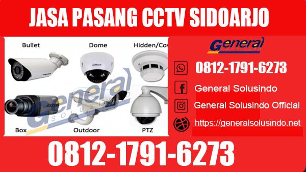 Jasa Pasang CCTV Wonoayu Sidoarjo