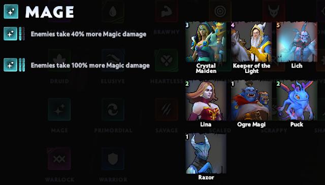 Build Mage