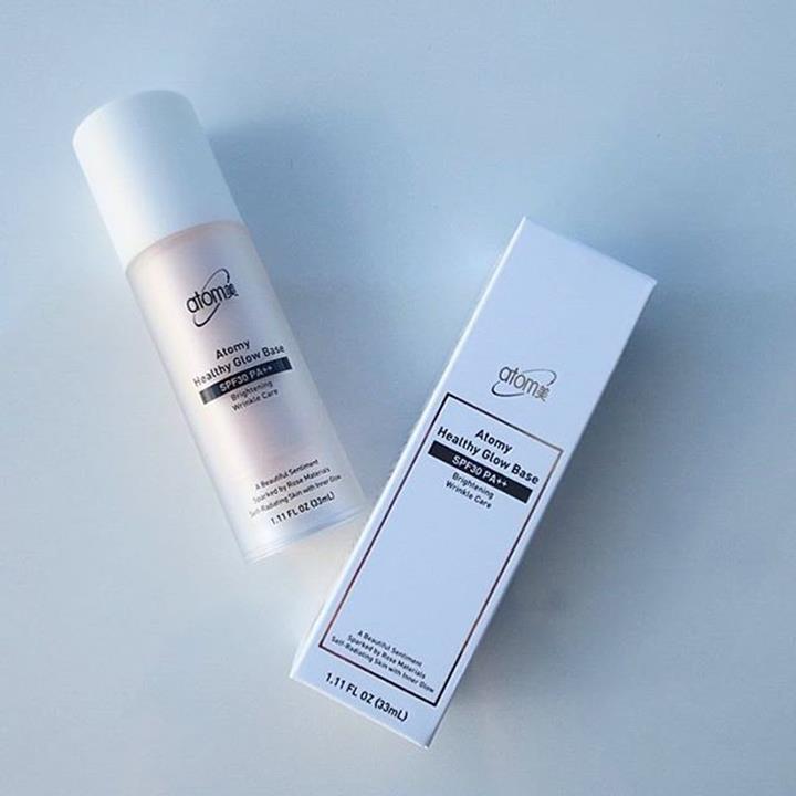 艾多美玫瑰保濕隔離霜 || Atomy Products Healthy Glow Base ~ GoodSharing