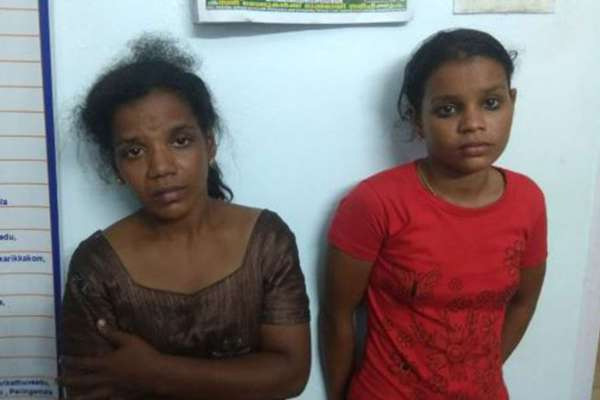 Police Nab Two Women Who Jumped Attakulangara Prison, Thiruvananthapuram, News, Trending, Prisoners, Jail, Women, Police, Arrested, Kerala