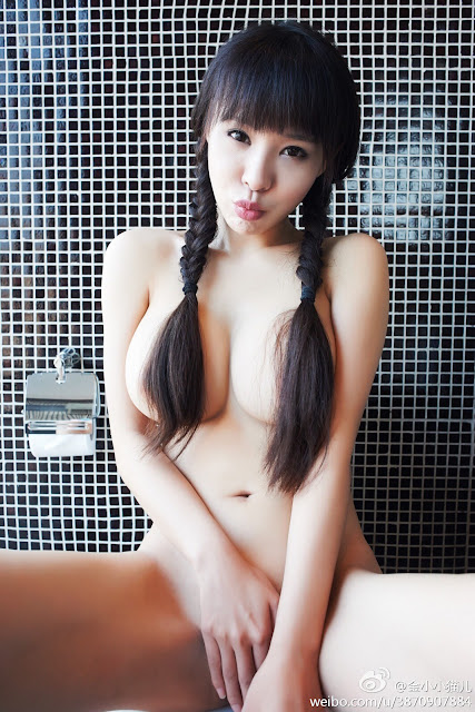 Hot and sexy big boobs nude photos of beautiful busty asian hottie chick Chinese booty model Jin Xiao Xiao photo highlights on Pinays Finest sexy nude photo collection site.