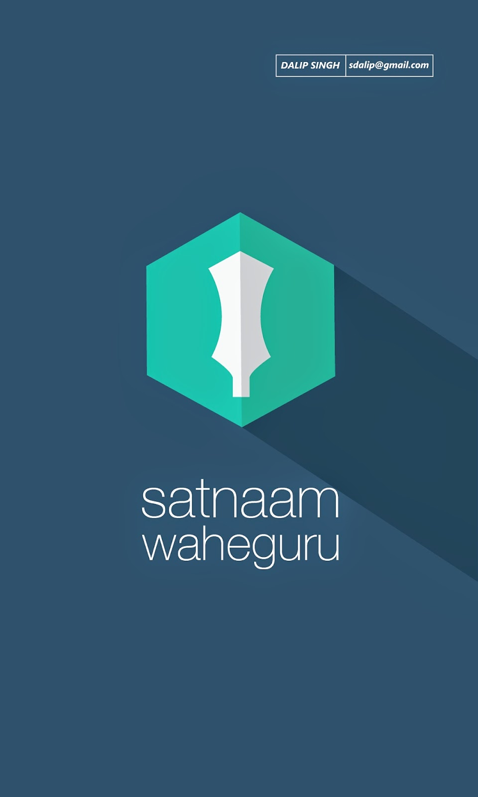Satnaam Waheguru (Mobile Wallpapers) | allaboutsikhi